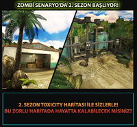 Toxicity turkey poster