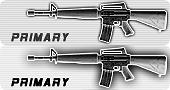 M16a1 hud