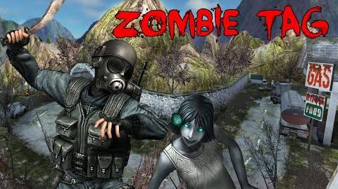 CS Online Korea Zombie Tag (Out City)