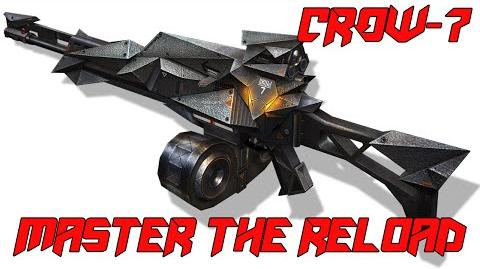 How To Reload Quickly With The CROW-7