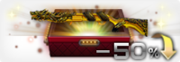 Luckytranscendenceweaponbox discount