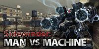 Sidewinder promo
