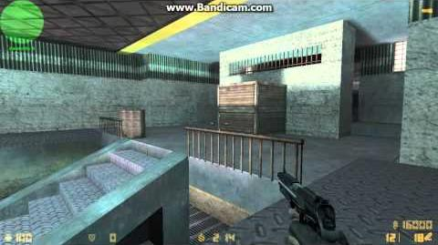 Counter-Strike Condition Zero - Custom Map - de silo