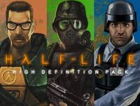 Half-life hig definition pack