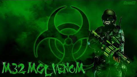 CSO CSN Z-Weapon Review M32 MGL Venom