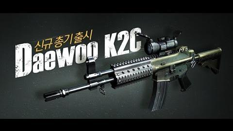 (CSO2) Daewoo K2C