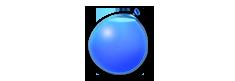 Water balloon grenade