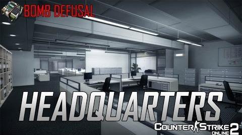 CSO2 Headquarter (Counter-Strike Online 2)