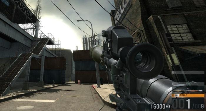 Rocketbattle screenshot