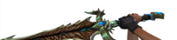 Runeblade charging