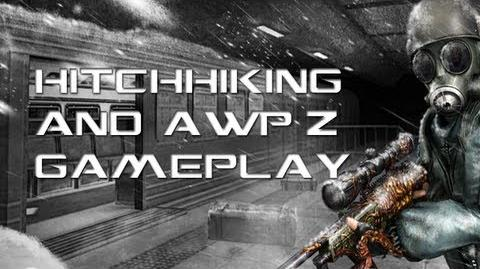 CS Online - Hitchhiking & AWP-Z Gameplay