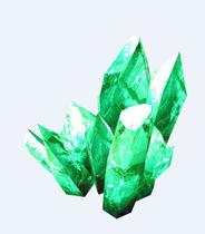 Magic crystal fragment