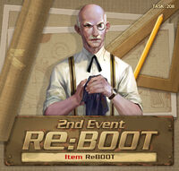 Reboot craftevent