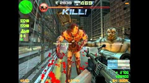 Counter-Strike Online - Nightmare! Round 5, .vs Oberon