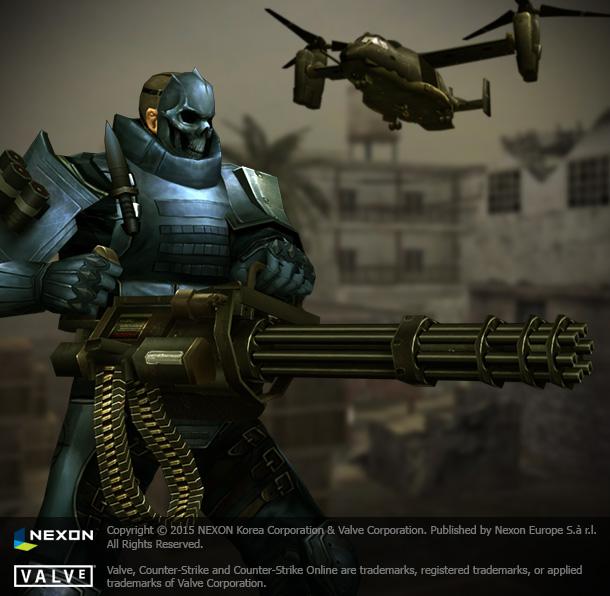 Human Scenario | Counter Strike Online Wiki | FANDOM powered