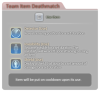 Tooltip tdm item 4