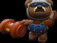 Bearboss
