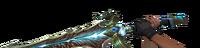 Runeblade charged