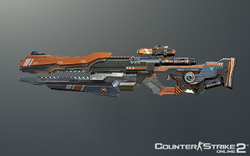 M99 railgun