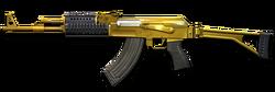 Ak47 gold s