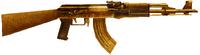 Ak47gold worldmodel