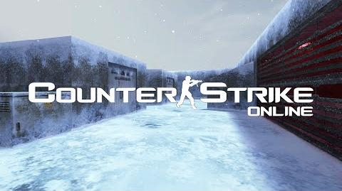 Counter-Strike Online Fight Yard - Ice World Gameplay