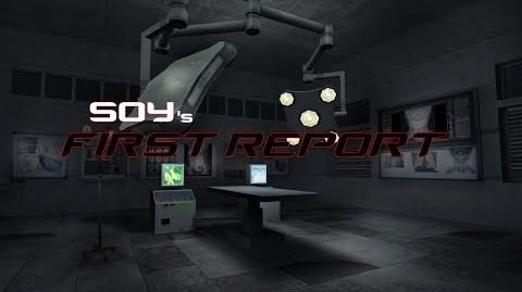 CSO KR - Zombie File - First Report