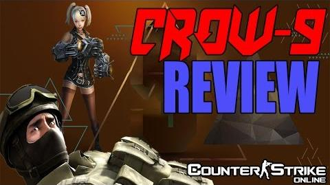 CSO CROW-9 Review!-0