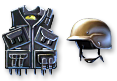 Kevlar helmet gfx