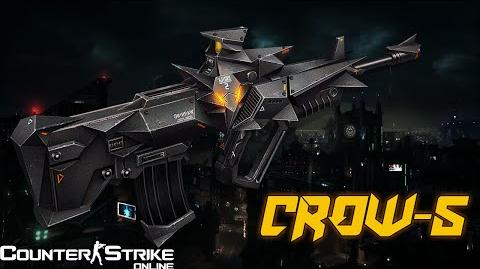 CROW-5 Complete Review (Counter-Strike Online)