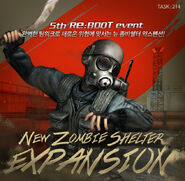 Shelter expand eventposter