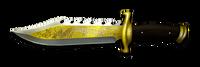 Huntknife gold s