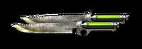 Dual Nata Knives