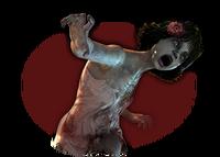Round zombie