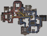 Sanctuary map overview
