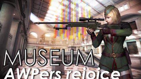 CS Online 2 - Museum (AWP only)
