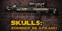 Skull5 poster sgp