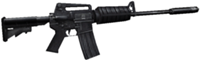 M4a1 shopmodel