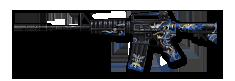 M4a1dragon