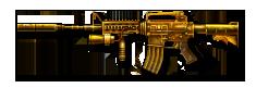 M4a1gold