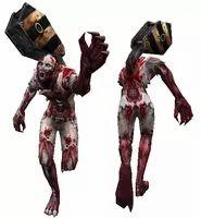 Host zombie model