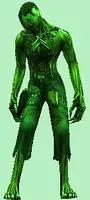 Zombie Scenario- Green Zombie