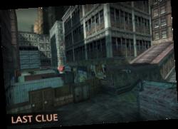 Last clue