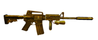 M4a1gold worldmodel