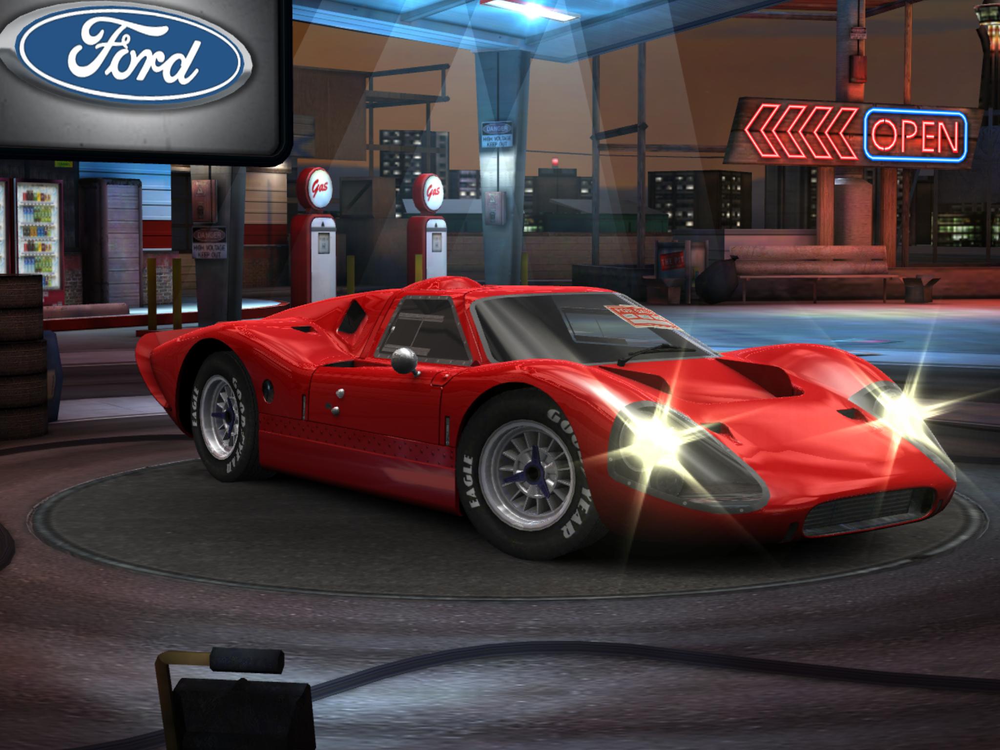 Ford Gt Mk