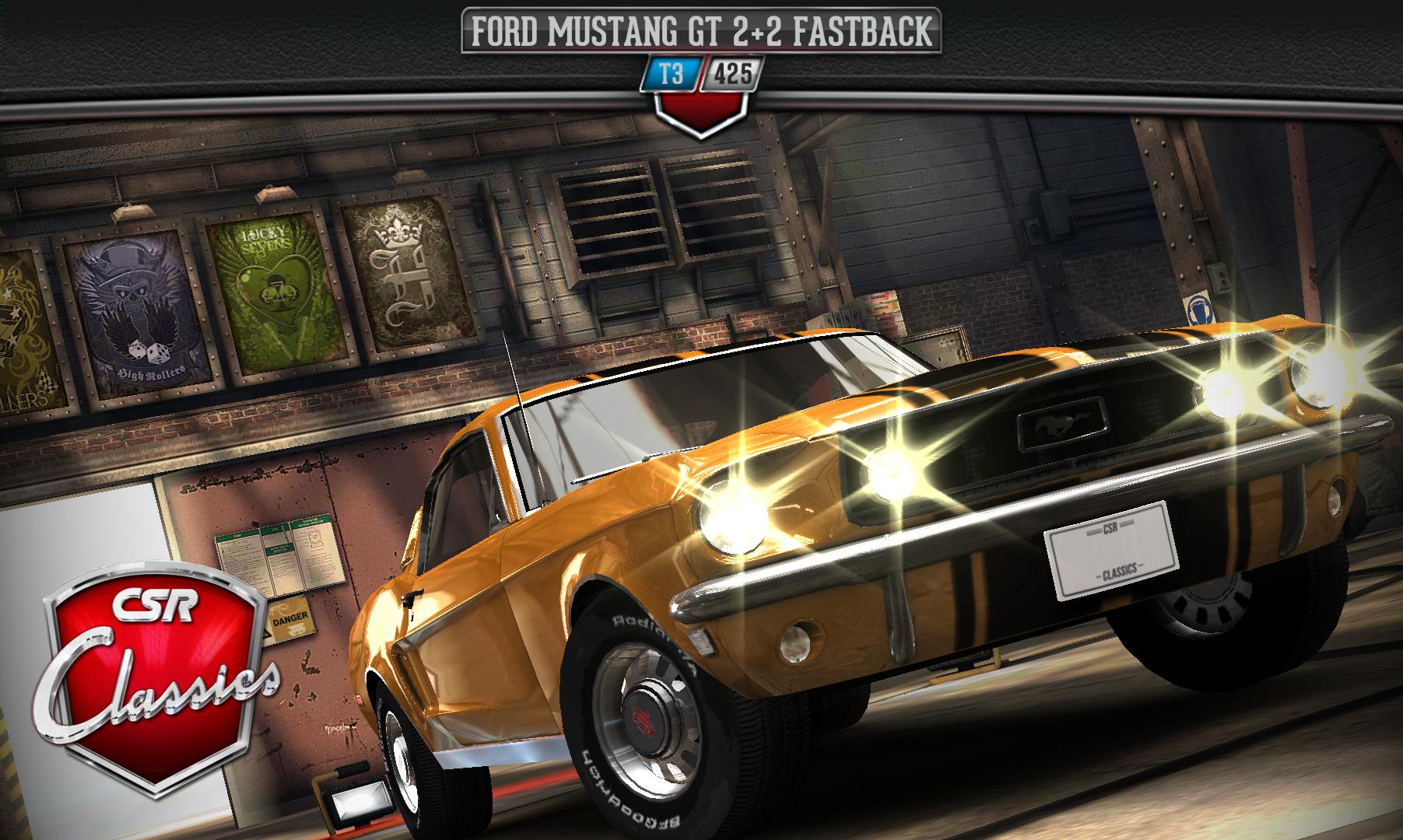 Ford Mustang Gt 2 2 Csr Classics Wiki Fandom Powered