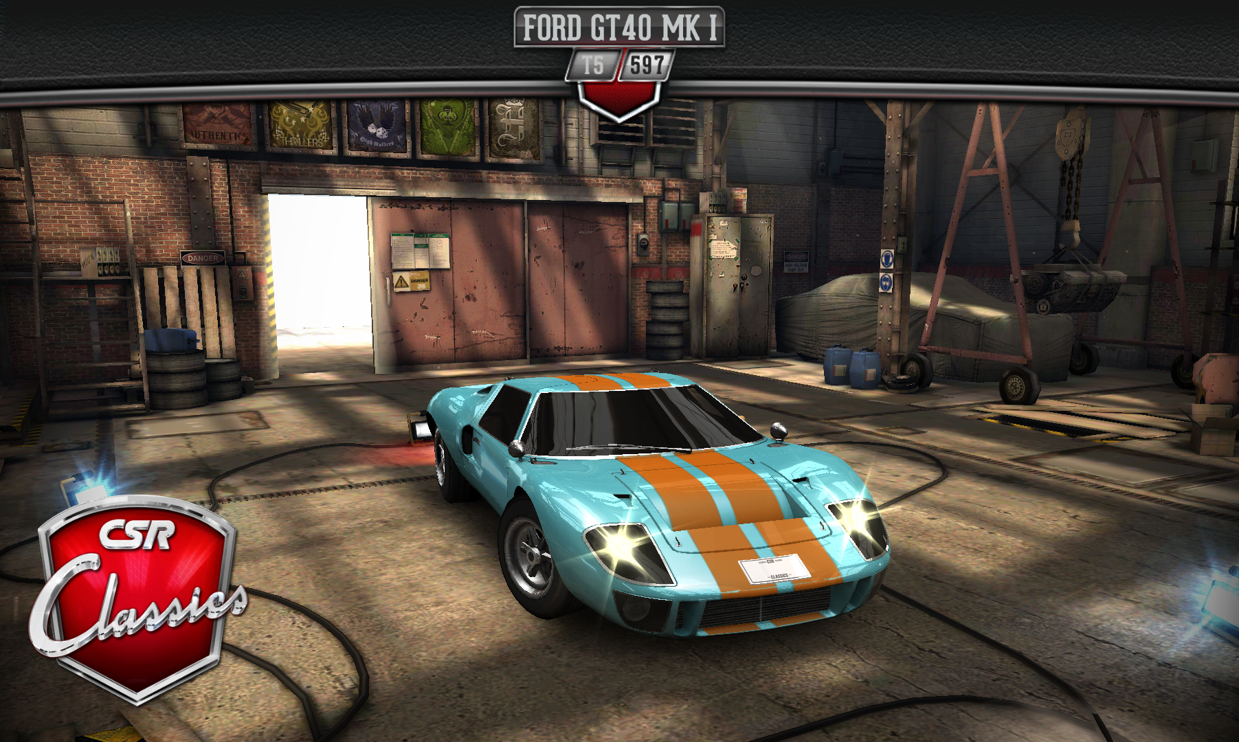 Ford GT40 | CSR Classics Wiki | FANDOM powered by Wikia