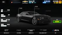 Discontinued Camaro SS