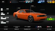 Discontinued Challenger SRT