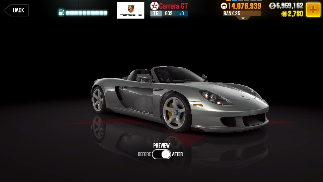 Porsche Carrera GT | CSR Racing Wiki | FANDOM powered by Wikia